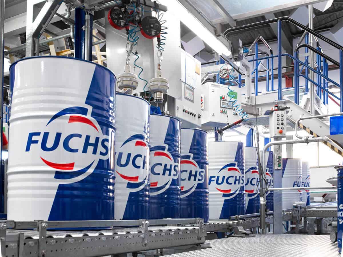 Fuchs Petrolub Öl