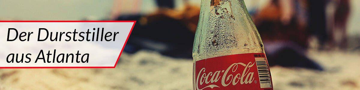 Coca Cola Header