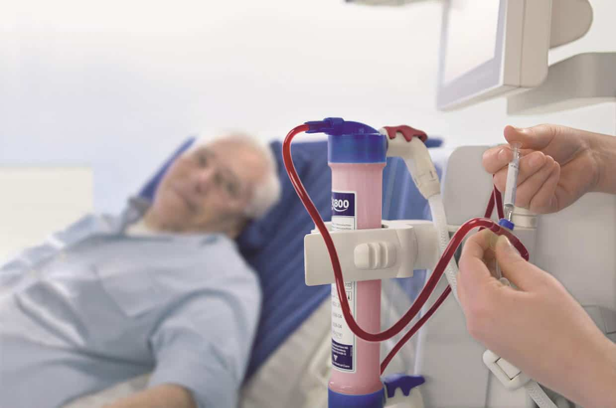 Dialysegerät von Fresenius Medical Care