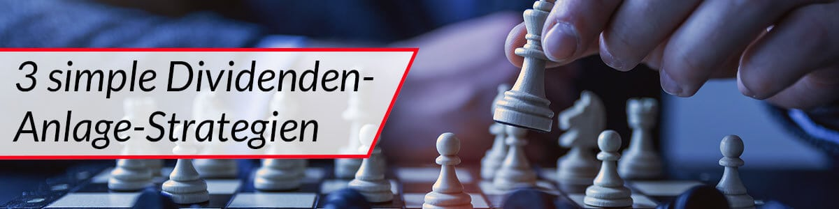 Dividenden-Strategien Header