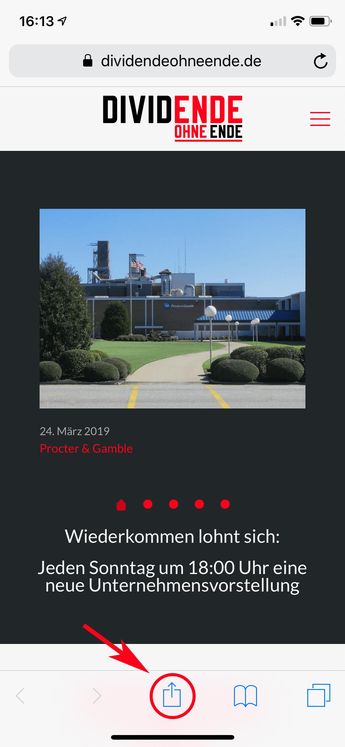 DividendeOhneEnde_App_iOS_1