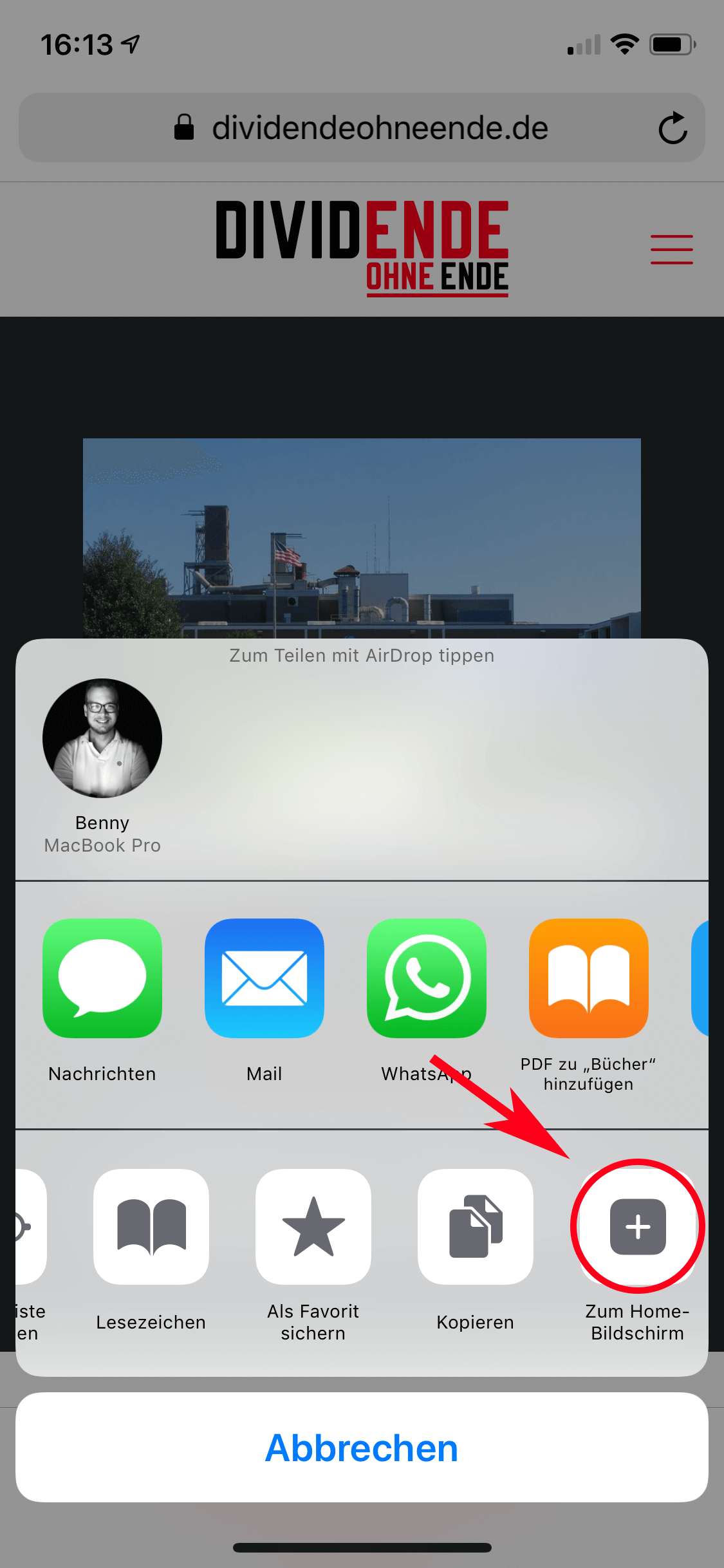 DividendeOhneEnde_App_iOS_2