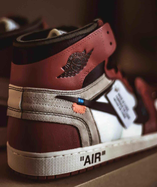 Air Jorden's von Nike