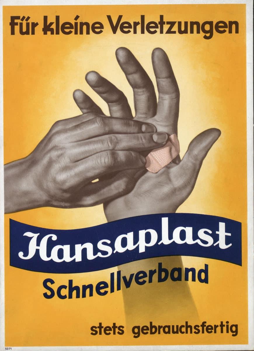 Hansaplast Pflaster von Beiersdorf
