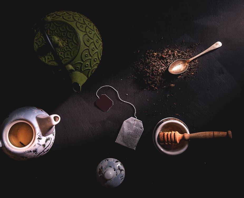 Bio-Tee von Unilever