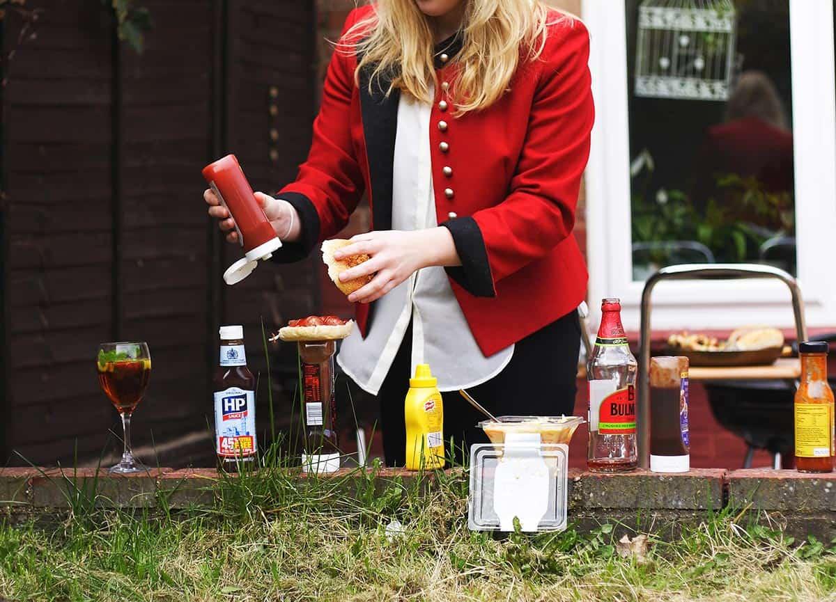 Heinz Ketchup Verschluss der Aptargroup