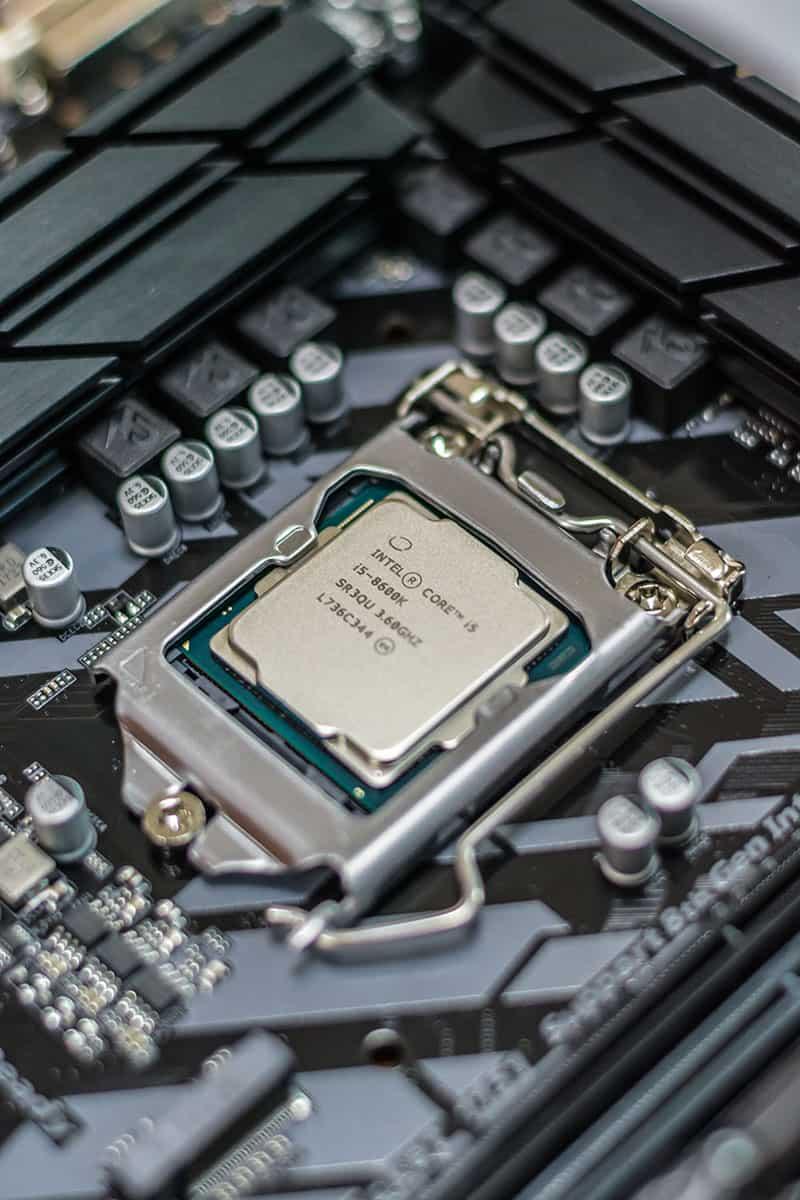 Intel Chip Core i5