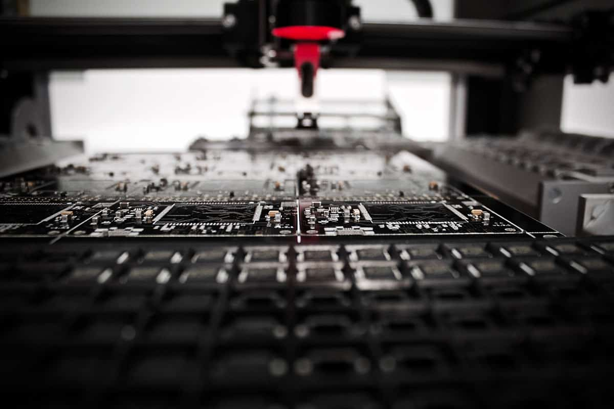 intel Mikrochip Herstellung