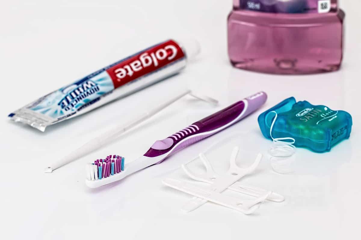 Zahnpasta von Colgate
