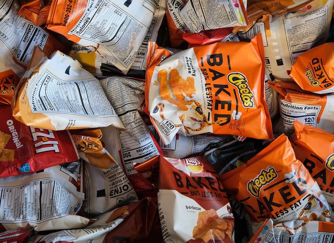 Cheetos von PepsiCo