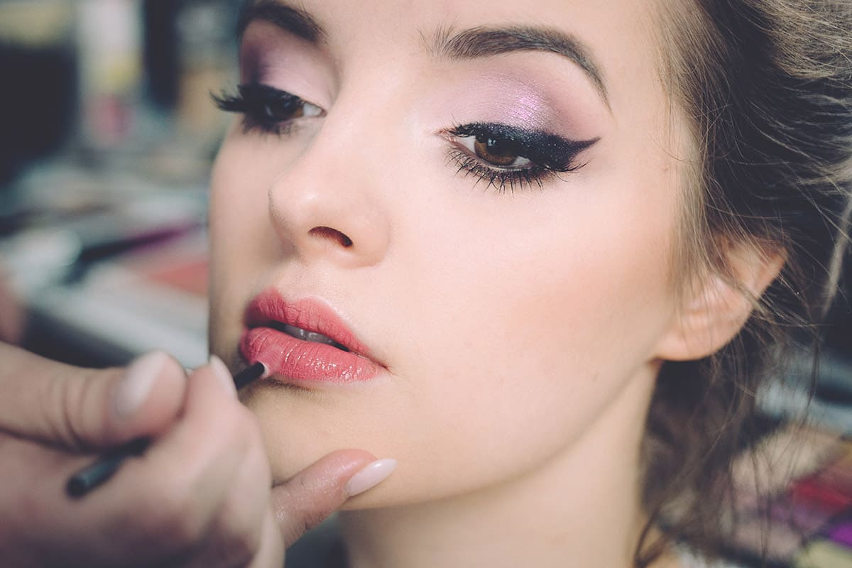 Make-up Styling mit L'Oréal