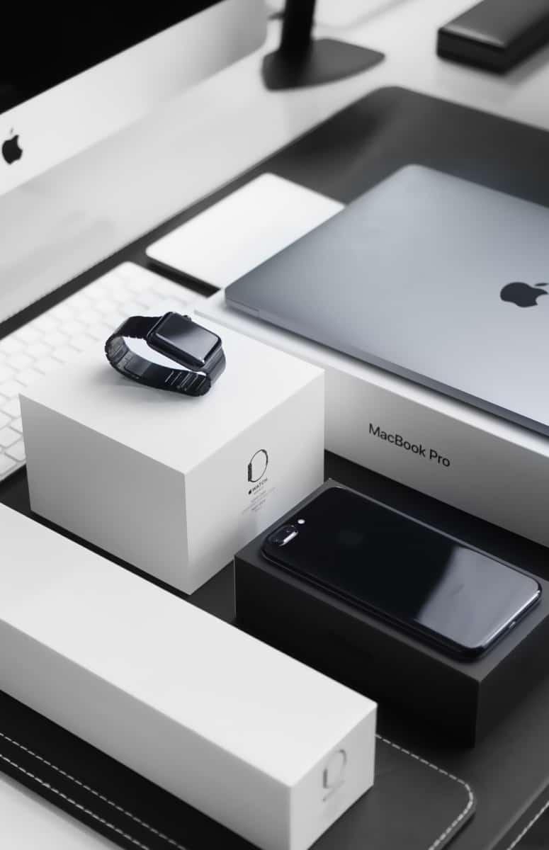 Apple Produkte - iMac, MacBook, iPhone, Apple Watch