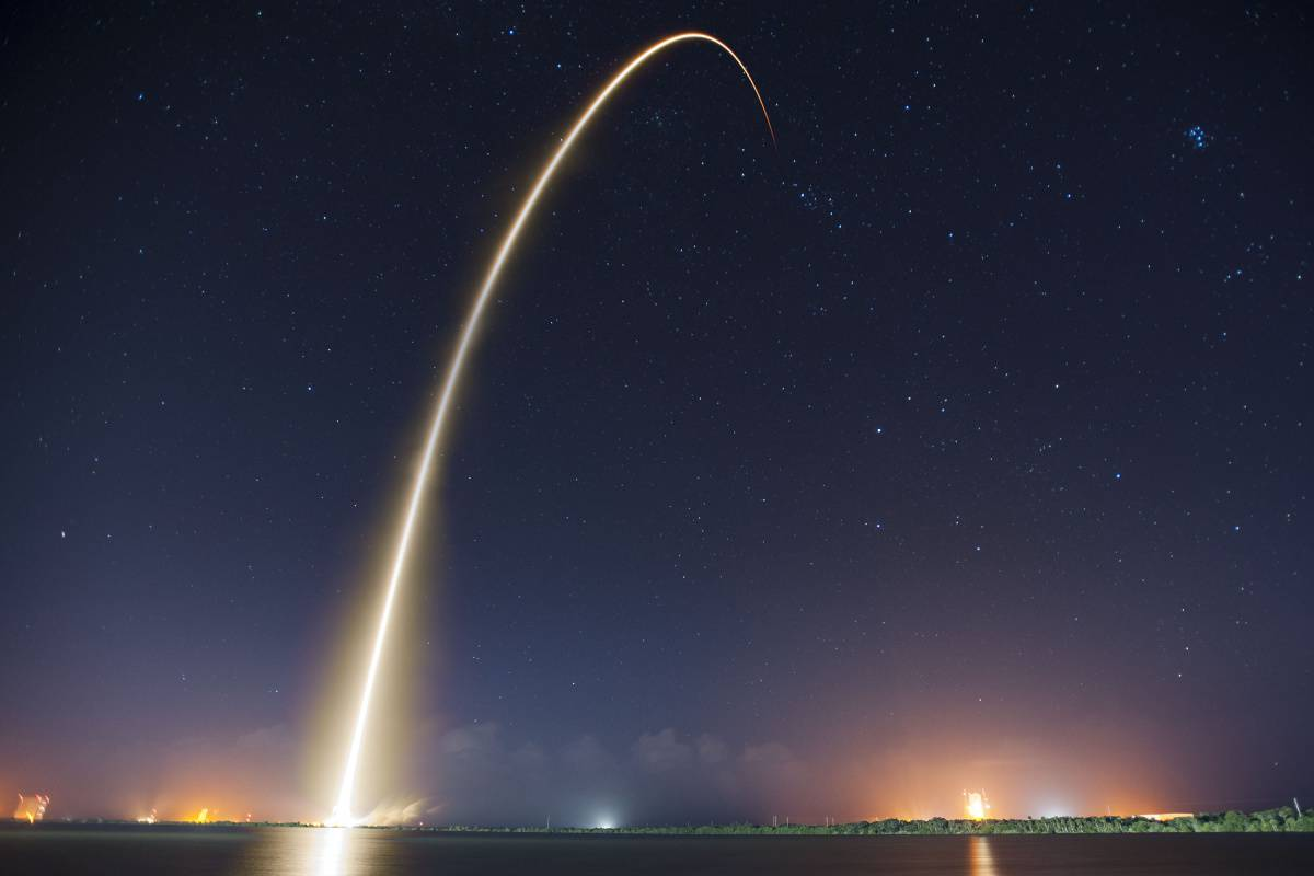 Lockheed Martin auf dem Weg ins All