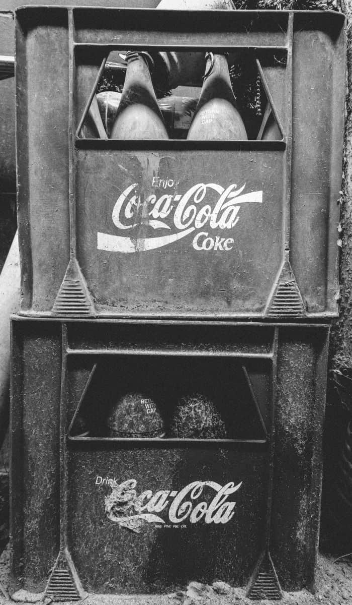 Warren Buffett verkaufte Coca Cola Flaschen als Kind