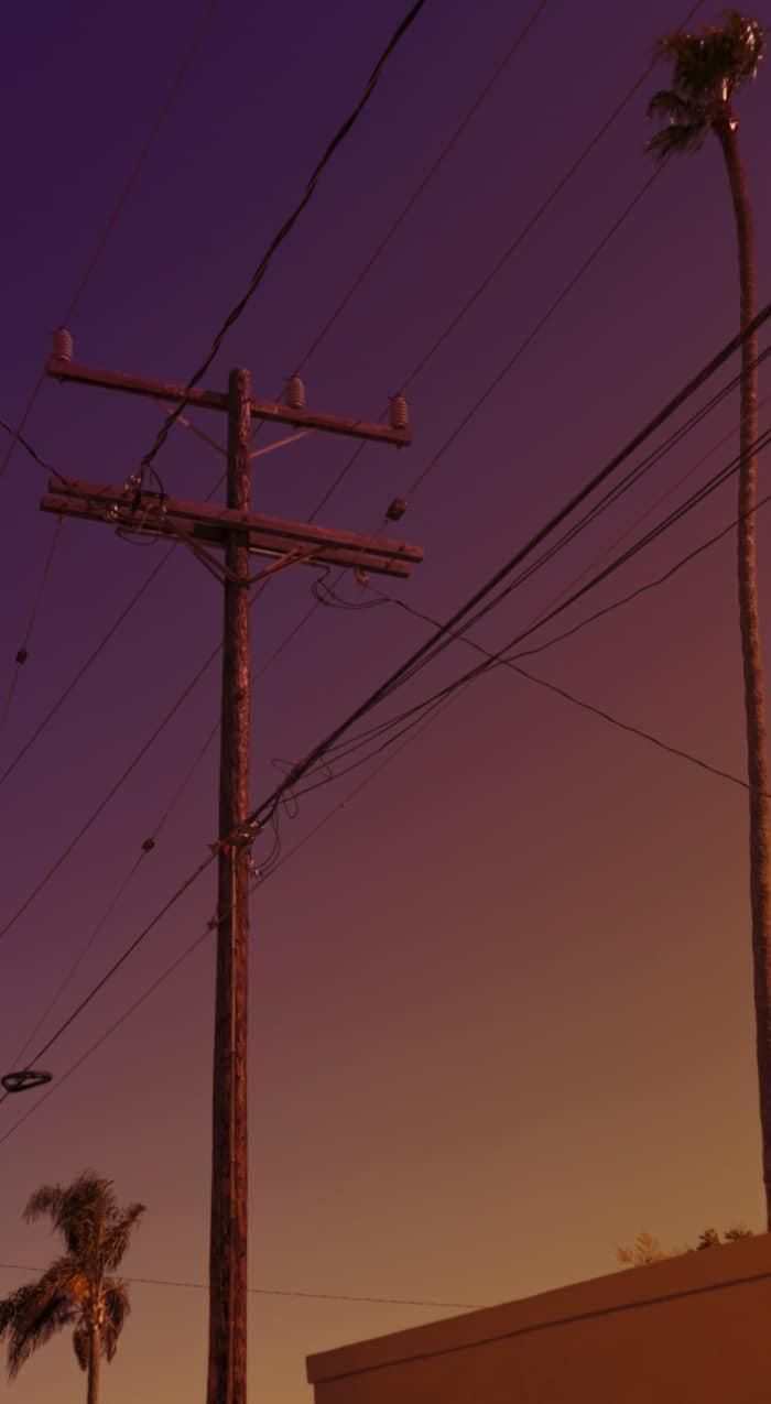 Stomversorgung von Bear Valley Electric