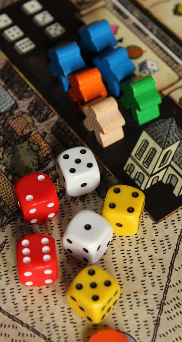 Brettspiel der Hasbro Inc.