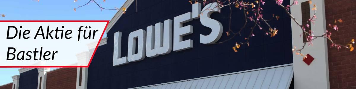 Lowe's Companies Header