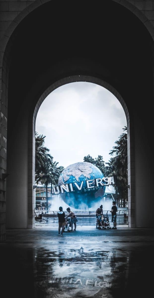 Universal ist eine Tochtergesellschaft von Comcast