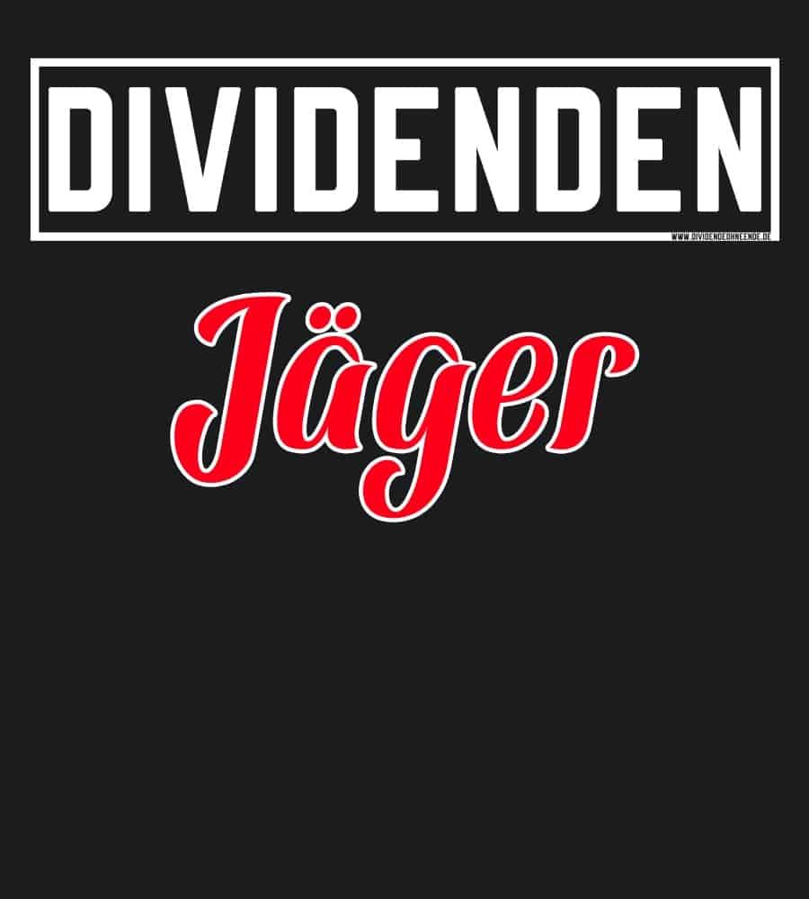 Dividenden Jäger black