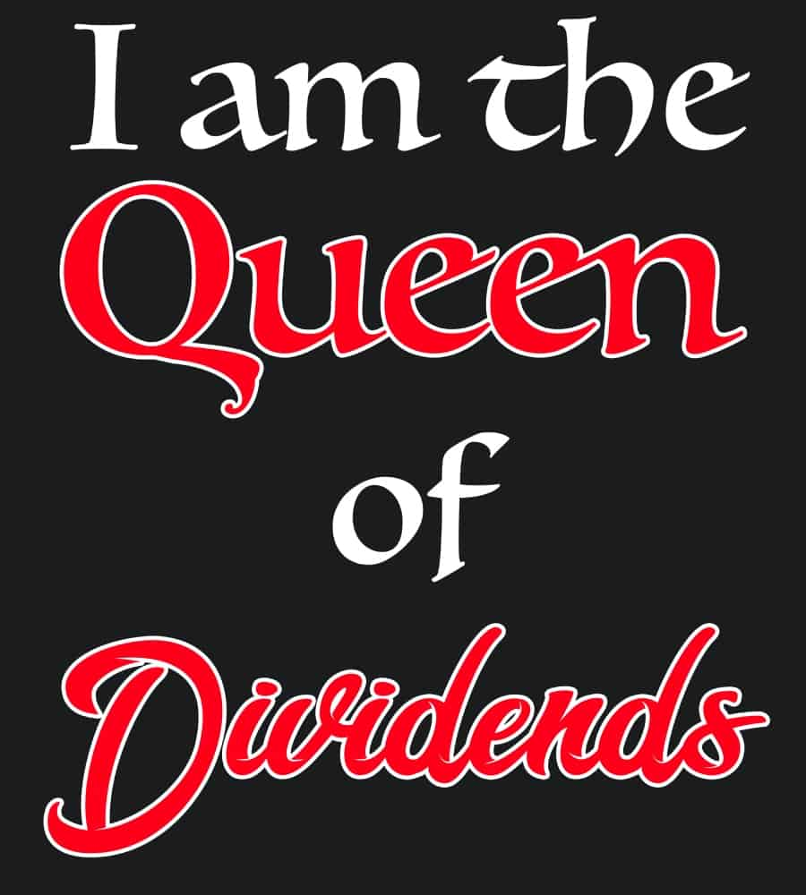 Queen of Dividends_black