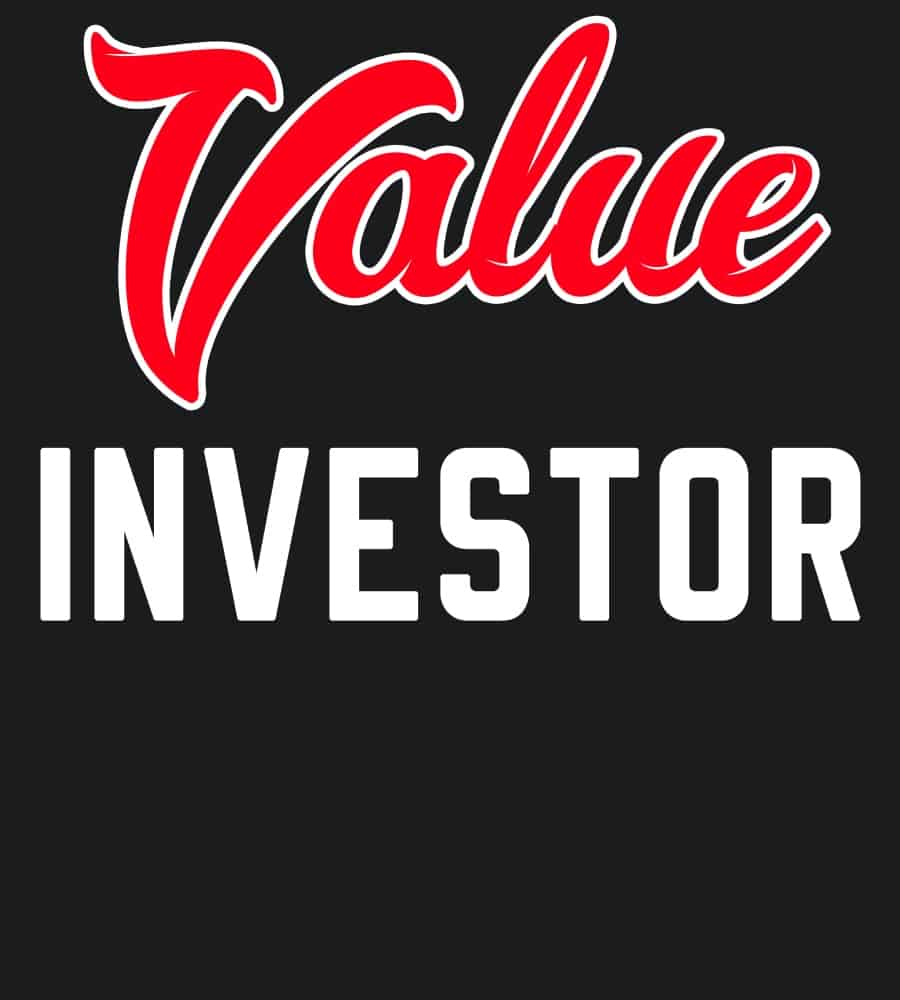 Value Investor black