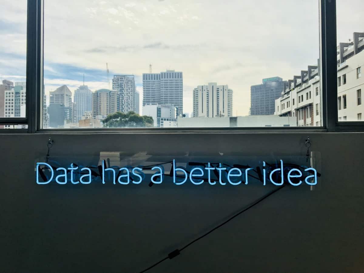 Daten sind das Gold der Zukunft