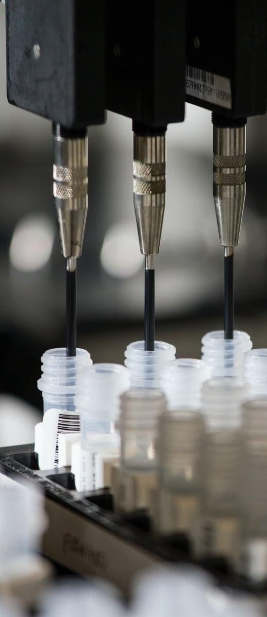 Laborgerätschaften aus dem Hause Thermo Fisher Scientific