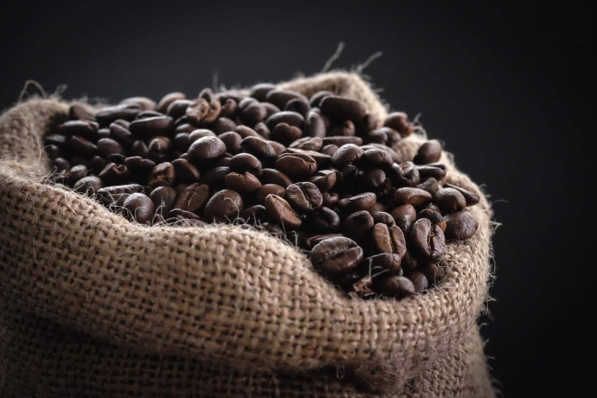 Kaffeesack für Starbucks