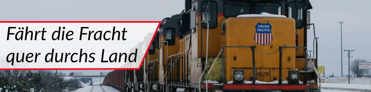 Union Pacific Railroad Header