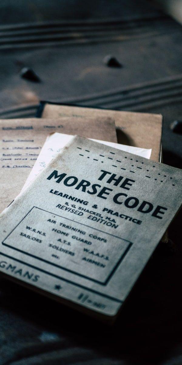 Der Morse Code von Samuel Morse
