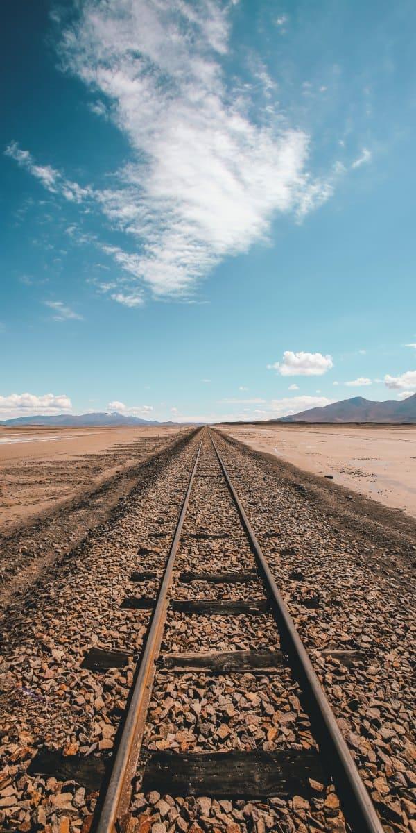 Steckennetz der Union Pacific Railroad