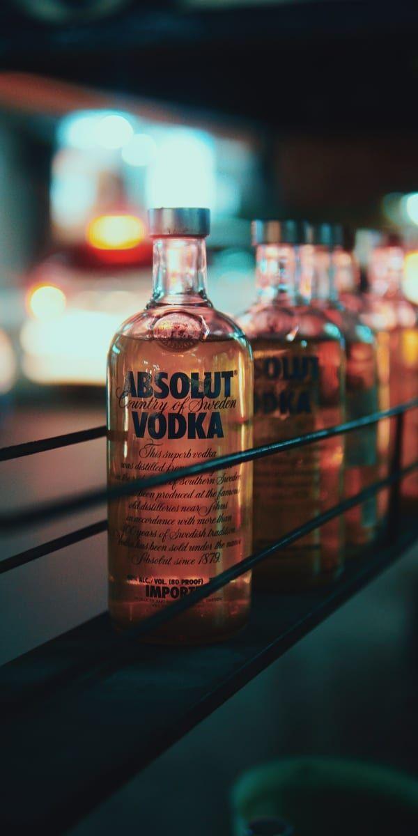 Absolut Vodka von Pernod Ricard