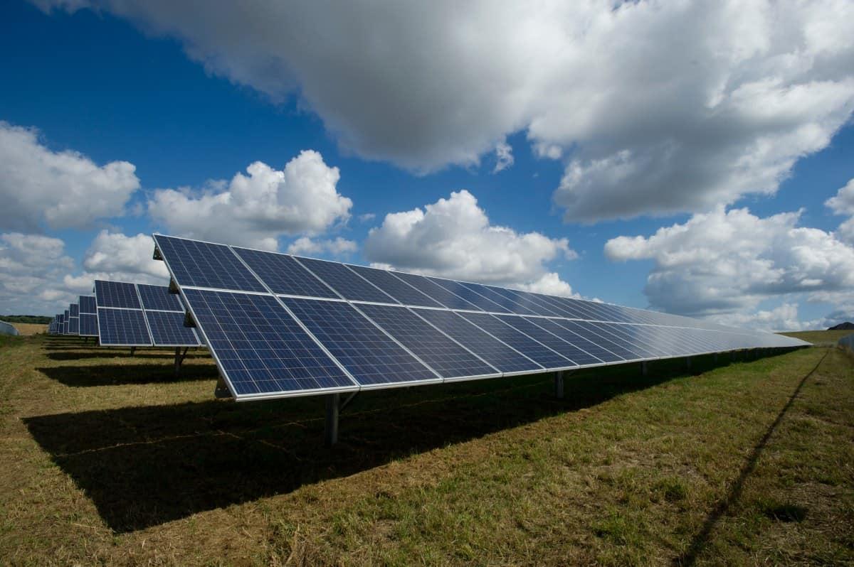 Solarpark von NextEra Energy
