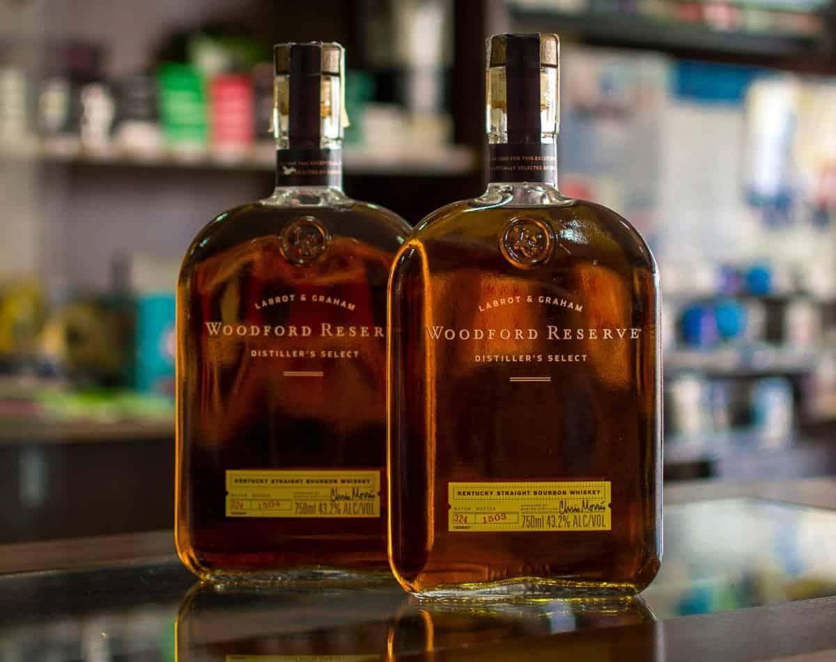 Woodford Reserve Premium Whiskey von Brown-Forman