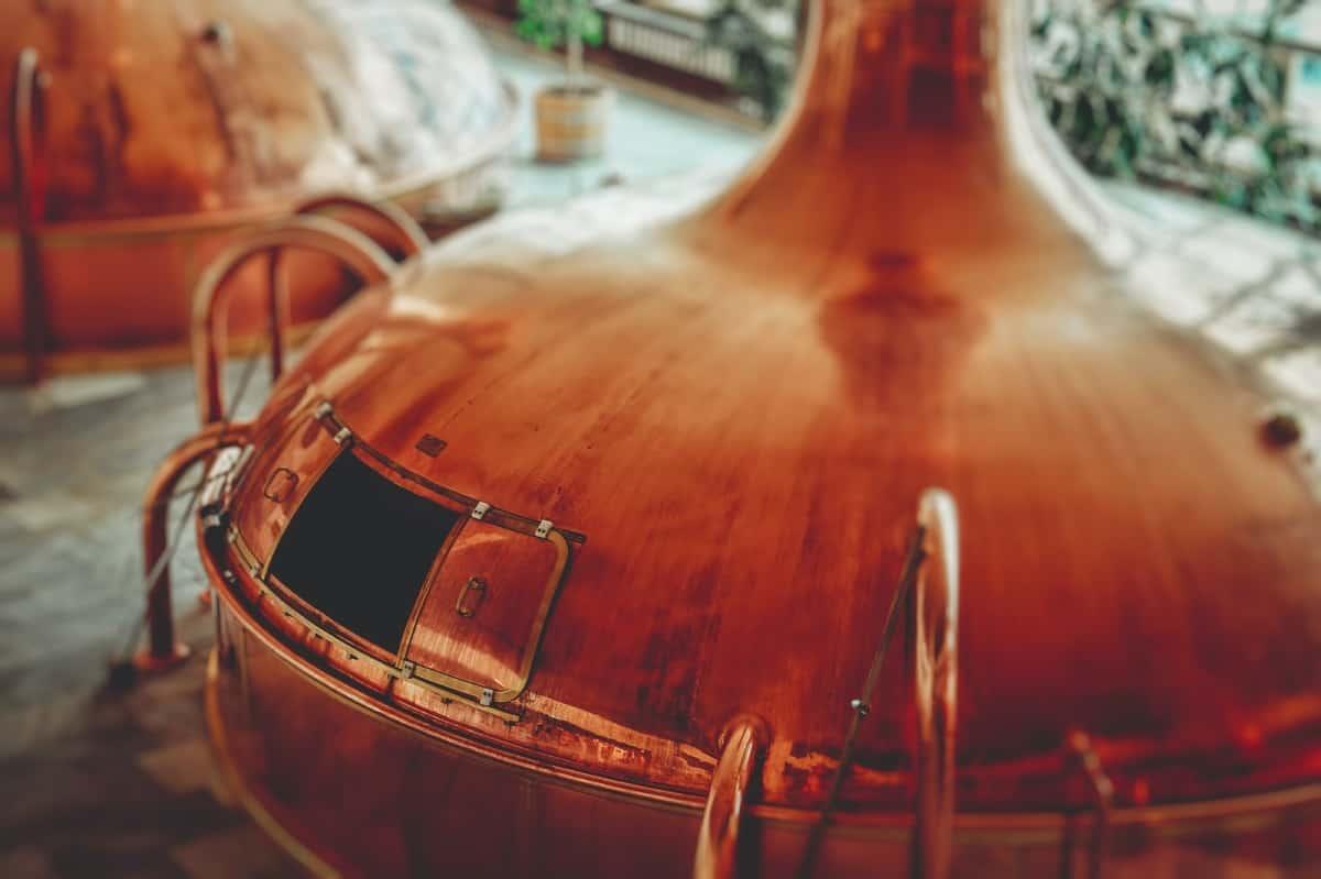Destillerie bei Brown-Forman