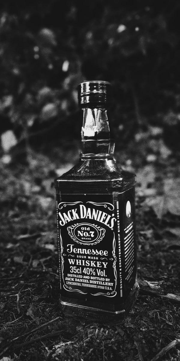 Jack Daniel's Whiskey aus dem Hause Brown-Forman