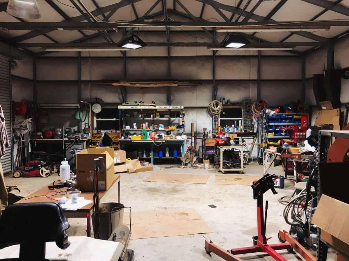 WD-40 findet sich in nahezu jeder Werkstatt