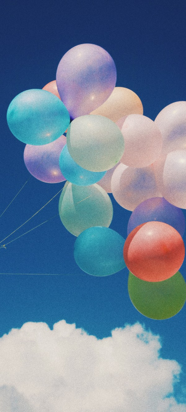 Heliumballons von Air Products and Chemicals