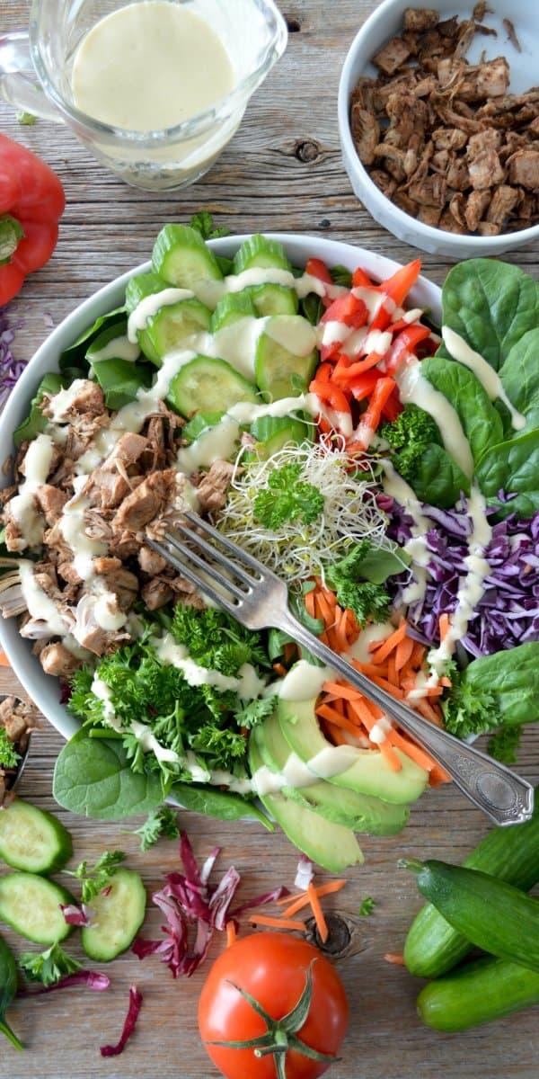 Salatdressings von Marzetti