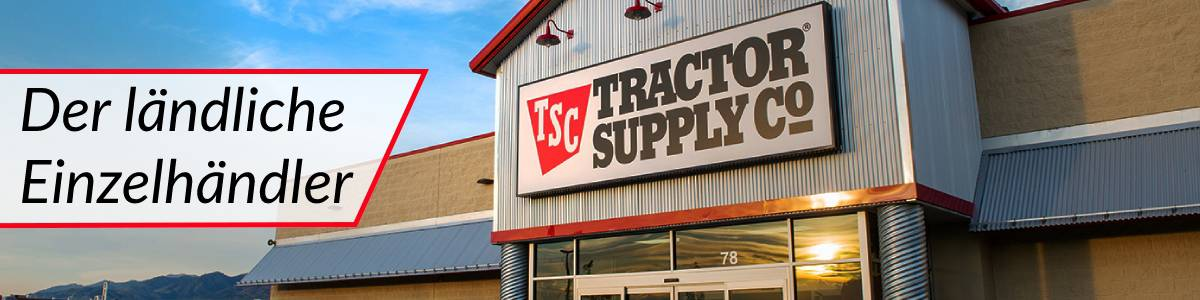 Tractor Supply Header