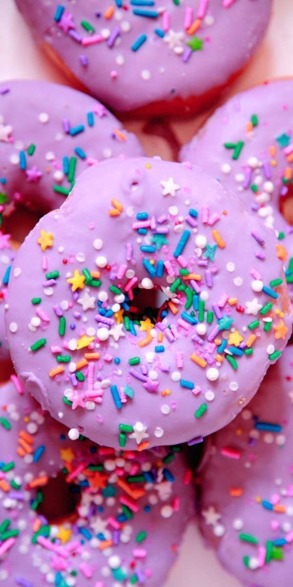 Süße Donuts von Caseys General Stores