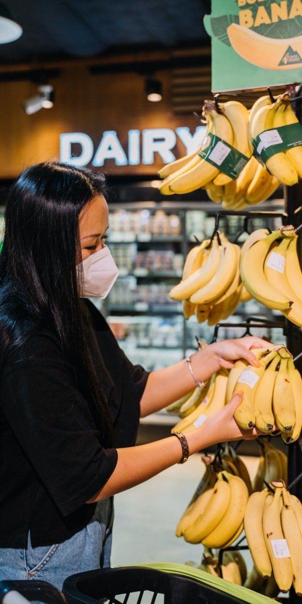 Bananen sind tatsächlich das meist verkaufte Produkt von Walmart