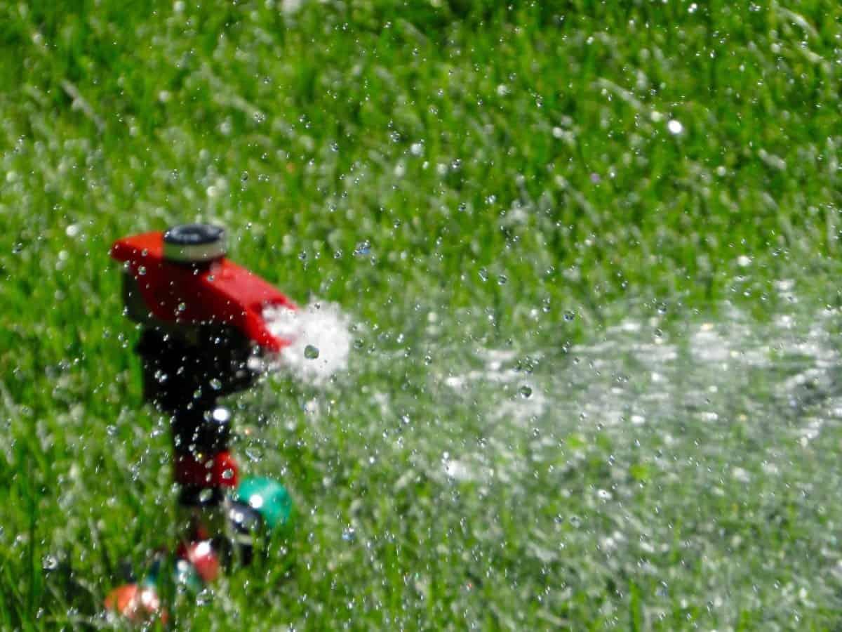 Leistungsstarke Gartenbewässerungsanlage der Toro Company