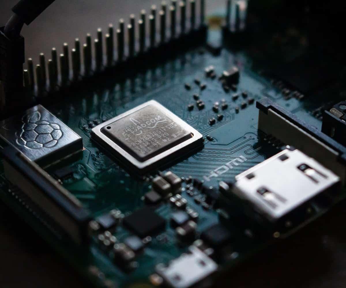Broadcom Chips sind in Raspberry Pi Minicomputern eingebaut