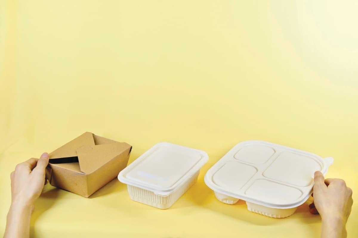 Einwegverpackungen von Bunzl für Gastrobetriebe