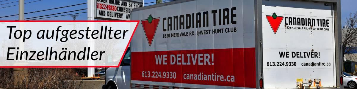 Canadian Tire Header