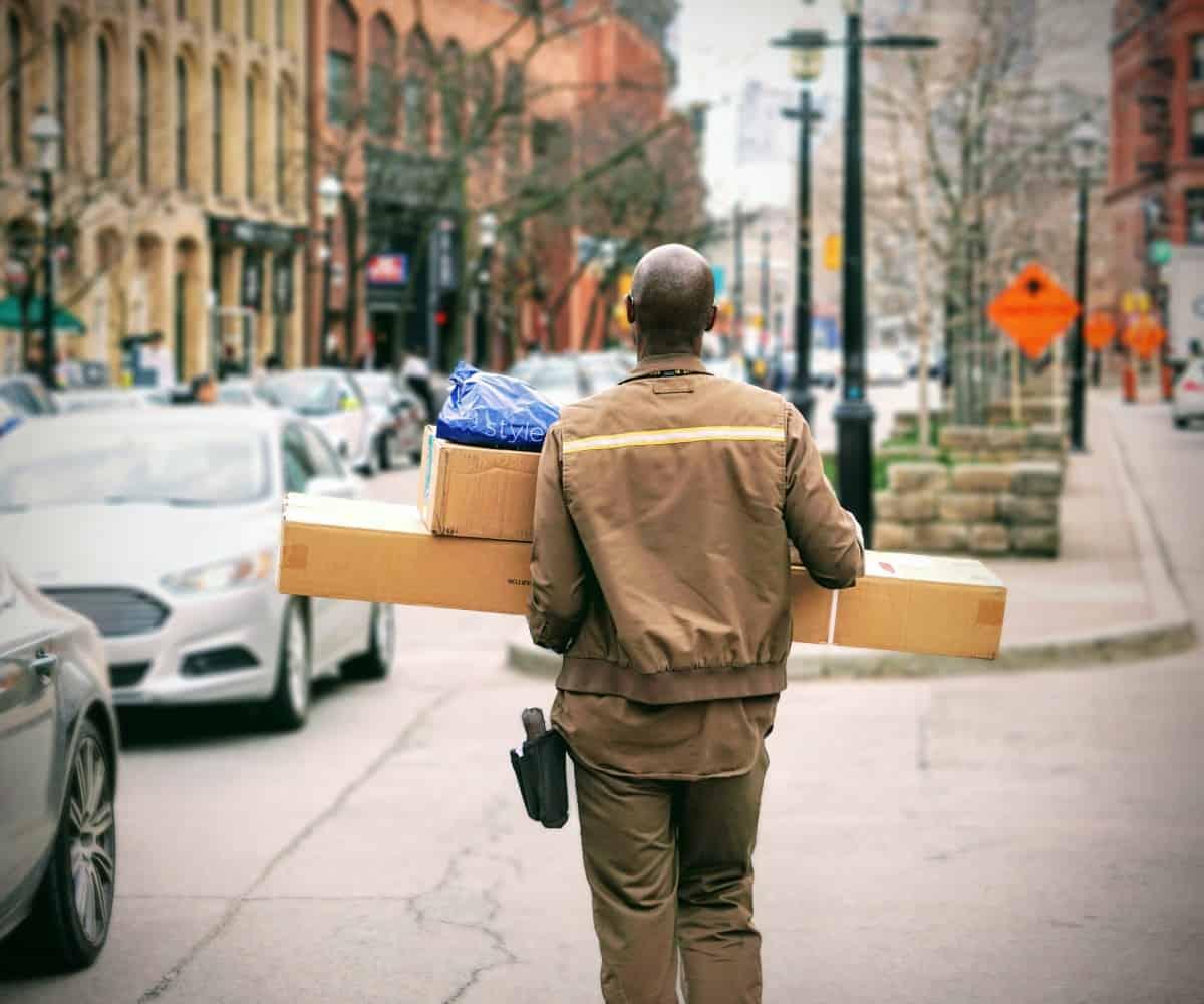 UPS ist in über 220 Ländern der Welt aktiv