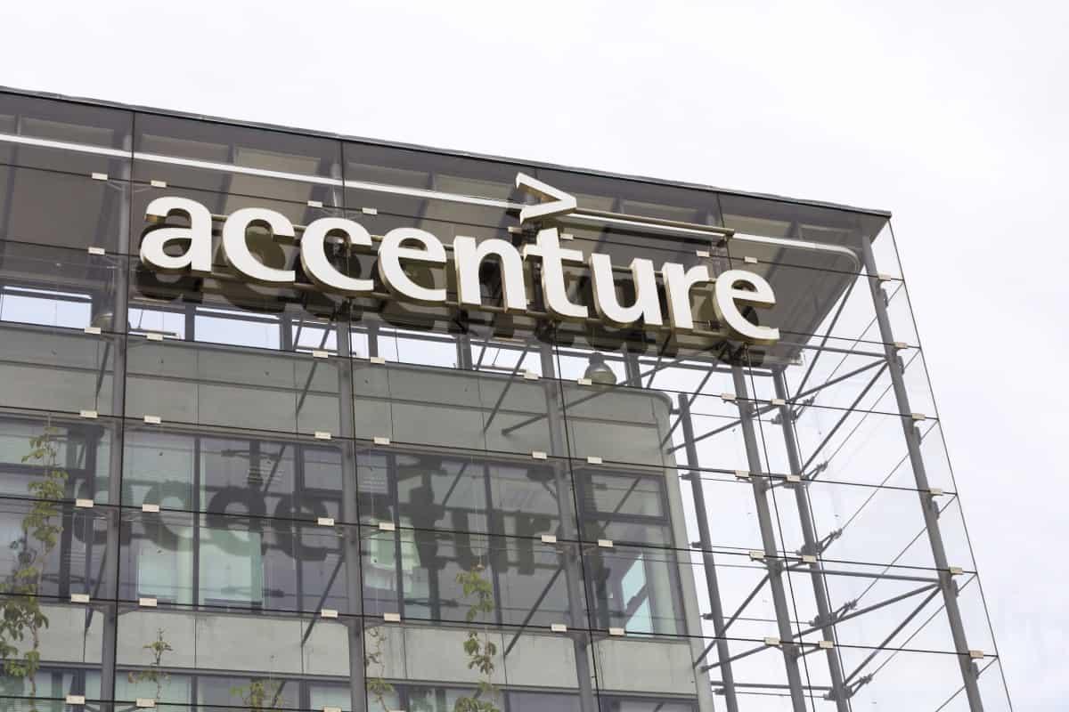 Etwa Dreiviertel aller Fortune 500 Unternehmen sind Kunden von Accenture